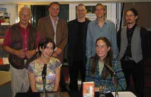 Die sieben Häupter - Autorenlesung