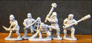 Qwik - Jugger - Spielfiguren
