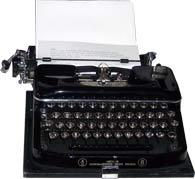 Erika-Schreibmaschine