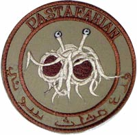 Flying Spaghetti Monster in Iraq
