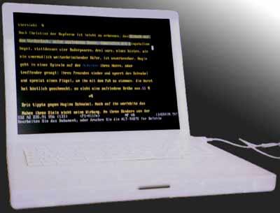 ibook mit word 5.5 unter PC-Emulation