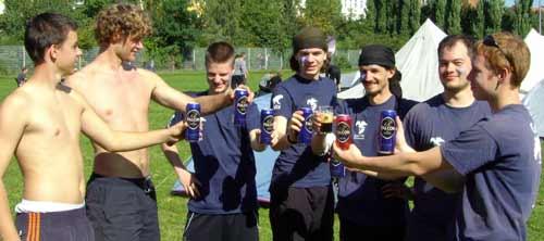 Falco jugger auf der Deutschen Meisterschaft 2007