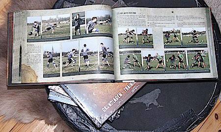 Juggerbuch: Blick ins Buch