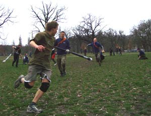 Jugger-Training