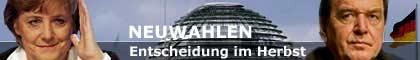 Spiegel Online Wahlbanner II