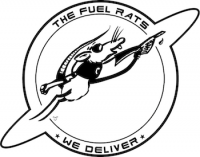 Rattatoon style Fuel Rats decal