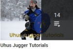 Uhus Jugger Tutorials on YouTube